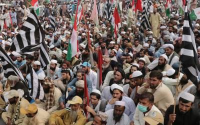 آزادی مارچ کی اسلام آباد آمد لیکن کتنے لوگ تھے؟ اعدادوشمار سامنے آگئے
