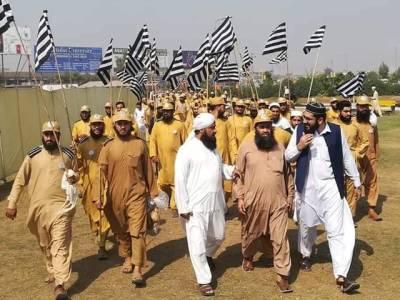 آزادی مارچ کے شرکاء بڑی تعداد میں اسلام آباد کی تفریح گاہوں میں پہنچ گئے