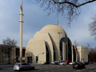 جرمنی کی سب سے بڑی مسجد کو بم سے اڑانے کی دھمکی