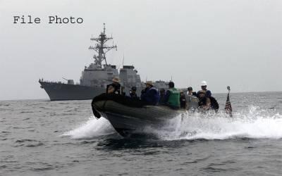 پاک بحریہ نے خشکی سے بحری جہاز کو نشانہ بنانے والے میزائل کا کامیاب تجربہ کر لیا