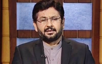 سیاست کا بارواں کھلاڑی حکومت کی جڑوں میں بیٹھ گیاہے ، سلیم صافی کا دعویٰ