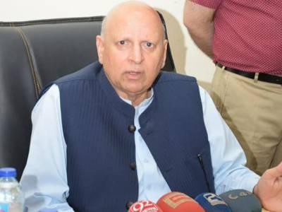 اپوزیشن سیاسی مقاصد کیلئے افواج پاکستان کو متنازعہ بنانے سے باز رہے:گور نر پنجاب