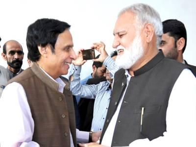 مولانا سے پرویز الہی کی تیسری ملاقات، مثبت پیش رفت ہورہی ہے،تھوڑا صبر اور محنت کی ضرورت ہے:سپیکر پنجاب اسمبلی