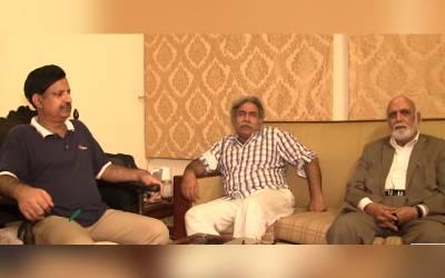 مولانا فضل الرحمن کے دھرنے کے پیچھے خفیہ ہاتھ کس کا ہے؟ معروف صحافیوں کی تندوتیز باتیں