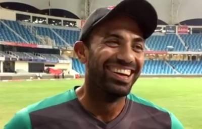 """""""یہ کھلاڑی سرفراز احمد کا خلاءپر کرنے کی بھرپور صلاحیت رکھتا ہے"""" وہاب ریاض نے سابق کپتان کیلئے خطرے کی گھنٹی بجا دی"""