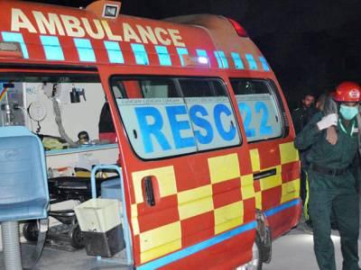 پنجاب حکومت نے ایمرجنسی سروس رسیکیو کو مزید موثر بنانے کیلئے ہیلی کاپٹر سروس شروع کرنے کی تجویز کام شروع کر دیا