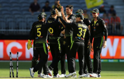 تیسرا ٹی 20، پاکستان نے آسٹریلیا کو جیت کیلئے ہدف دے دیا