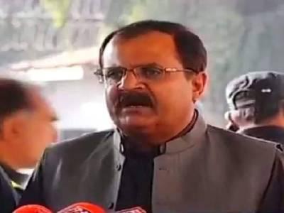 عمران کی سوچ سے جمہوریت اور آئین کو خطرہ،کارکنان کے مطالبہ پر لانگ مارچ کرسکتے ہیں:سید حسن مرتضی