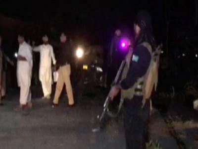 ڈی آئی خان میں دہشت گردوں کا حملہ ،2 پولیس اہلکار شہید