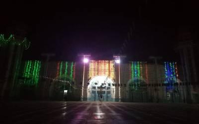 پاکستان سمیت دنیا بھر میں جشن میلادالنبیﷺ انتہائی عقیدت و احترام سے منایا جا رہا ہے