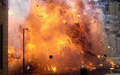 گیس لیکج سے دھماکے میں2بچیاں جاں بحق ، والد ین سمیت چار زخمی