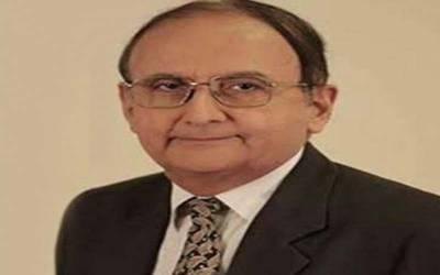 مولانا فضل الرحمان پھنس چکے ہیں ، سابق نگران وزیر اعلیٰ نے دھرنے کی صورتحال واضح کردی