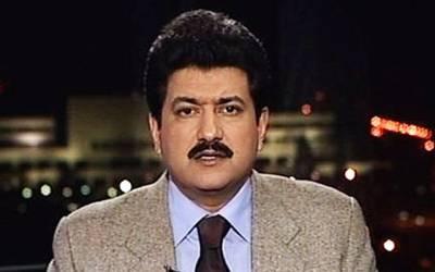 مولانا فضل الرحمان نے اپنے دروازے حکومت کیلئے بند کردیئے ہیں،حامد میر کا دعویٰ