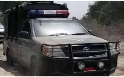 قانون نافذ کرنیوالے ادارے کی وین پر فائرنگ ،حساس ادارے کے 2، پولیس کے 6اہلکار شہید