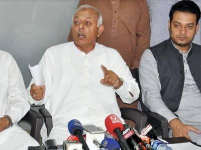 آج کا ہندوستان انتہا پسندوں کے ہاتھ میں یرغمال،بھارت میں مسلمان غیر محفوظ ہیں:غلام سرور خان