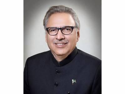 صدر مملکت ڈاکٹر عارف علوی آج ایک روزہ دورے پر لاہور پہنچیں گے