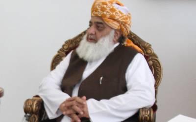 مولانا فضل الرحمان کےپلان بی اور سی کی تفصیلات سامنے آگئیں