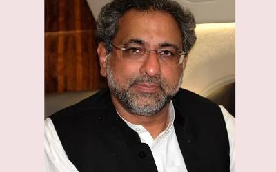 شاہدخاقان عباسی نے پروڈکشن آرڈرجاری نہ ہونے کے اقدام کولاہورہائی کورٹ میں چیلنج کردیا