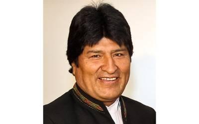 بولیویا کے صدر نے استعفی دے دیا