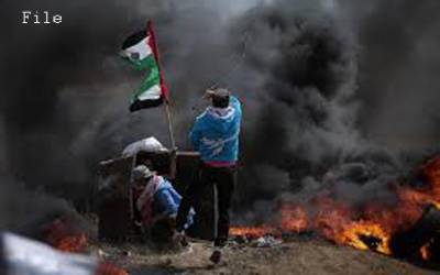 اسرائیلی بمباری میں سینئر فلسطینی کمانڈرشہید،حماس نے بدلہ لینے کااعلان کردیا