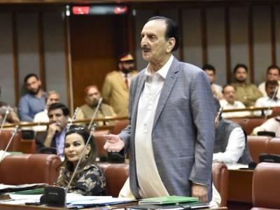 مسئلہ کشمیر پر حکومتی رویہ غیر سنجیدہ،عمران خان برطانوی وزیراعظم چیمبر کاکرداراداکررہےہیں:راجہ ظفر الحق