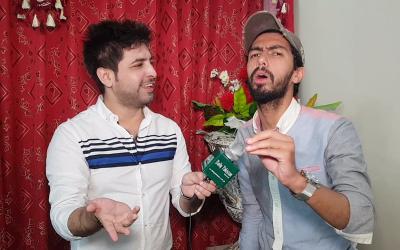عمران خان اور نواز شریف کے درمیان ڈیل کی خبروں پر زبردست گانا