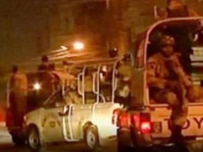 رینجرزکی شہرِ قائدکے مختلف علاقوں میں کارروائی, 20 جرائم پیشہ افراد گرفتار
