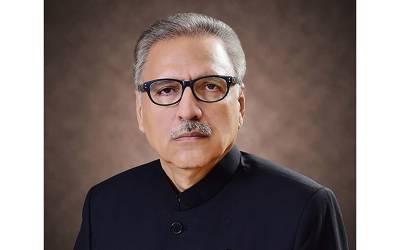 آرمی چیف کی توسیع کسی ڈیل کا نتیجہ نہیں، میں سمجھوتہ کرنے والا صدر نہیں: صدر پاکستان ڈاکٹرعارف علوی