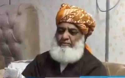 چاروں صوبوں میں جہاں جہاں لوگ بیٹھے ہیں راستے کھول دیں ، مولانا فضل الرحمان کی کارکنوں کوہدایت