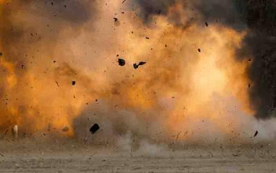 کوئٹہ ، ایئر پورٹ روڈ پر دھماکہ ، 3ایف سی اہلکار شہید ،5زخمی ہوگئے