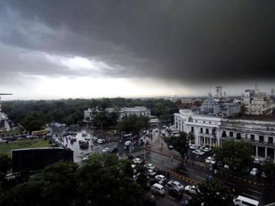 صوبائی دارالحکومت کے مختلف علاقوں میں باران رحمت کا نزول