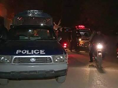 شیخوپورہ میں ڈاکوؤں کی فائرنگ سے پولیس کانسٹیبل شہید