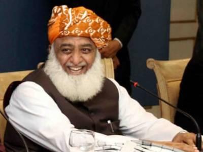 عمران نیازی حکومت کے دن گنے جاچکے, بس ایک اور جھٹکا دینگے:مولانا فضل الرحمان