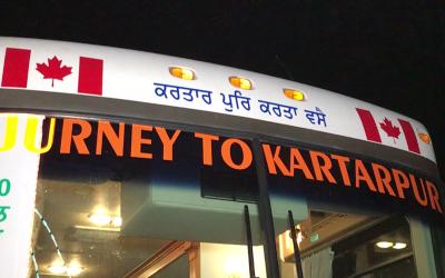 72 دن میں کینیڈا سے بس پر بیٹھ کر پاکستان پہنچنے والے سکھ یاتریوں کی حیران کن کہانی