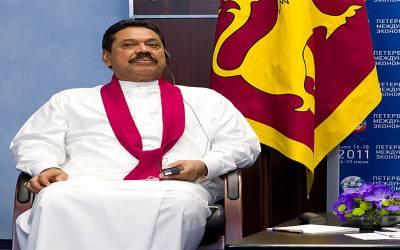 پاکستان کی گوتا بایارا کو سری لنکن کا دوبارہ صدر بننے پر مبارکباد