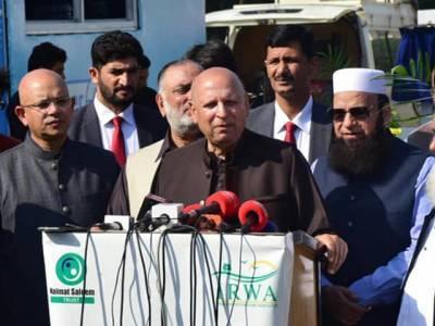 چوہدری برادران حکومت کے قابل اعتماد اتحادی،اتحادیوں میں گلے شکوے ہوتے رہتے ہیں:گورنر پنجاب