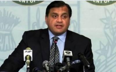 بھارت نفرت کا پرچار کرنے والوں کیلئے محفوظ پناہ گاہ بن گیا ہے، ترجمان دفتر خارجہ