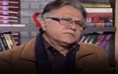 """""""چھوڑنا عمران خان کے دائرہ اختیار میں نہیں ہے""""،تجزیہ کار حسن نثار نے وضاحت کردی"""
