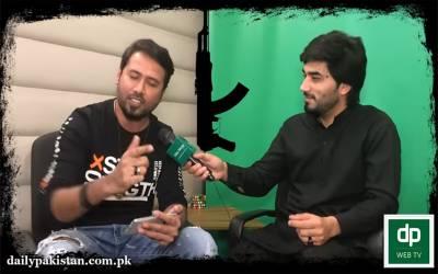 پاکستانی نوجوان کا پاک فوج کے لیے شاندار ریپ گانا