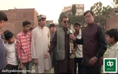 اپنا کوڑا دوسروں کے گھروں کے باہر پھینکنے والے پاکستانی