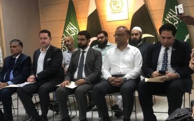 پاکستانی قونصلیٹ کمیونٹی خدمات و مسائل کے حل کے لئیے کوشاں ہے: قونصل جنرل خالد مجید
