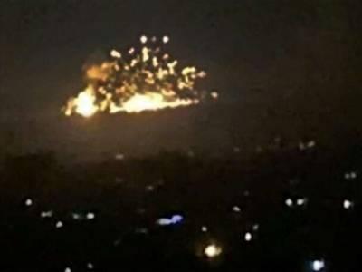 شام میں ہسپتالوں اور فوجی تنصیبات پر بمباری میں 45 افراد ہلاک