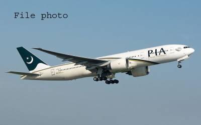 پی آئی ا ے کے پائلٹ نے مہارت سے ایک انجن پر ہی طیارے کو لینڈ کرادیا