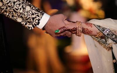 لڑکا لڑکی نے دوران پرواز ہوائی جہاز میں شادی کرلی