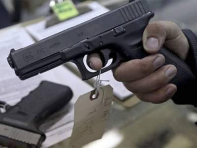 حکومت نے اسلحہ لائسنس کے اجرا پر عائد پابندی اٹھالی