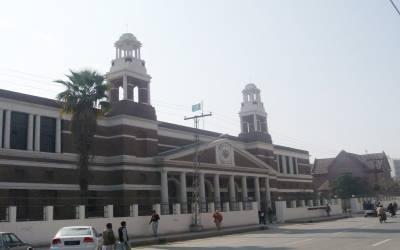 چیف جسٹس آصف سعید کھوسہ سپریم کورٹ لاہور رجسٹری پہنچ گئے