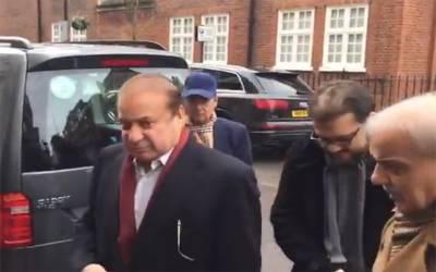 نواز شریف لندن میں کہاں پہنچ گئے؟ تازہ ویڈیو دیکھ کر وزیر اعظم عمران خان کو بیحد حیرت ہوگی
