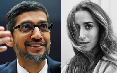 گوگل کے سربراہ امتحان میں صفر نمبر لینے والی لڑکی کے فین بن گئے