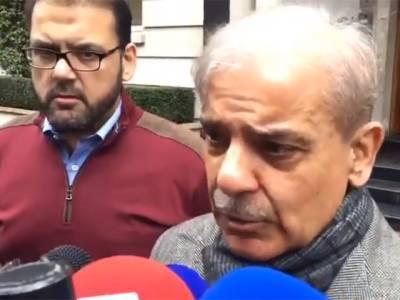 وزیراعظم نے چنددنوں میں بہت غلط باتیں کی،میں عمران خان کے بارے میں کوئی بات نہیں کرناچاہتا:شہبازشریف