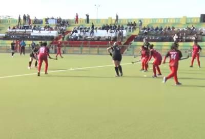 کھیل کے میدان سے ایک اور خبر، ملک کے دورے پر آئی ٹیم نے پاکستانی ٹیم کو شکست دیدی